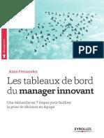 Les Tableaux de Bord du Manager Innovant (extrait)