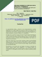 La responsabilidad indirecta o refleja en el Código Civil y Comercial IJ.docx