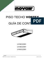 Innovair Vortex - guia control