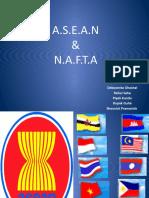 Group No 5 Asean and Nafta