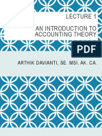 1. introduction to accounting theory