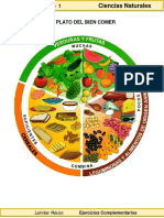 3er Grado - Ciencias Naturales - El plato del bien comer.pdf