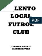TALENTO LOCAL FUTBOL CLUB PROYECTO.docx