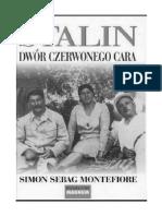 Simon Sebag Montefiore - Stalin. Dwor Czerwonego Cara.pdf