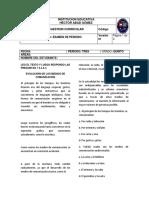 CASTELLANO GRADO 5