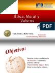 Etica, Moral y Valores IFB Competencia S 01