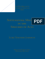 Johnson - Septuagintal Midrash in the Speeches of Acts.pdf