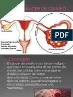 Cáncer de Ovario Clase