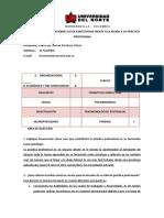 EJERCICIO DE INTEGRACION DE EXPECTATIVAS - Hanny Brochero