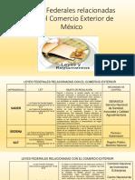 Secretarías de Estado que Regulan y Promueven el Comercio Exterior (1)