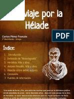 De Viaje Por La Hélade