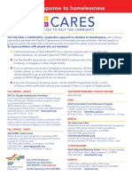 Weho Care Homeless guidelines