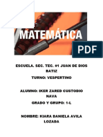Iker Matematicas