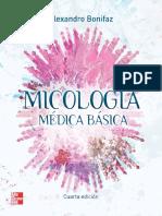 Micología médica básica - Bonifaz 4e