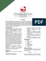 informe energia sinetica y potencial EXPERIMENTACION fisica 1