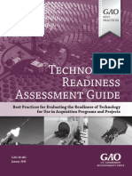 GAO readiness technology guide