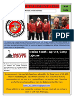 Carry-On Newsletter March 2020