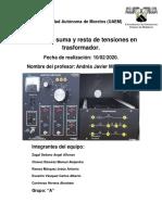 reporte electronica 2