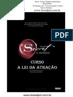 213458500 LEI DA ATRACAO O Segredo Curso Completo