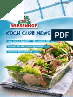 Wiesenhof Kochclub Nr. 27 | August 2007