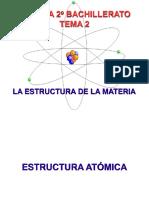 tema2estructuradelamateriaquim2bach-161127162117 power-point