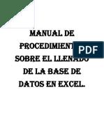 propuesta de manual