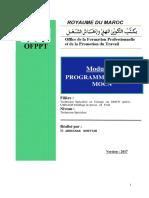 14 Programmation Des Mocn DV