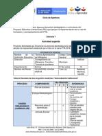 analisis de los componentes evaluados en el anexo 5
