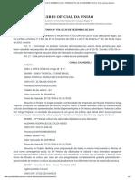 PORTARIA Nº 759, DE 26 DE DEZEMBRO DE 2019 - PORTARIA Nº 759, DE 26 DE DEZEMBRO DE 2019 - DOU - Imprensa Nacional