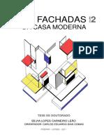 A fachada da Casa Moderna Volume 2