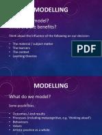 Modelling slides 2019-20
