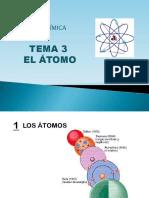 3eso FQ - Tema3 - átomo.pptx