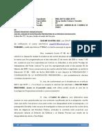 ESCRITO 09 REPROGRAMACIÒN DE AUDIENCIA -JUZGADO MIXTO BELLAVISTA -46-2019 control de plazo investigacion preparatoria