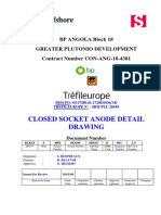 BLK18-S-4065-S03100-SBMG-D-004 Rev 1 IFR Closed Socked Anode Detail Drawing