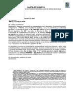 02-Carta Reiterativa Requerimiento de Autorización para el uso de obras musicales (EMP 002) v2