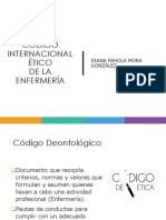 CÓDIGO INTERNACIONAL ÉTICO (CIE)