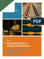 Workshop Introduccion a la Produccion Musical 2016.pdf