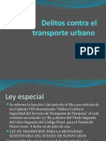 Delitos contra el transporte urbano.pptx