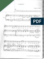 Material de coro