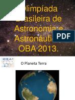 Apresenta 4º encontro OBA 2013  - NOVO