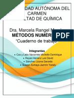 cuaderno de ejercicios, METODOS NUMERICOS corregido.docx