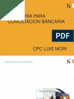 PPT -AUDITORIA PARA UNA CONCILIACION BANCARIA