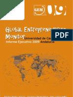 Informe GEM 2009 - Andalucia