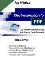 Clase 8.2 Electrocardiografo