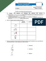 Evaluación 3ro CT 17 de diciembre 2019