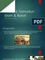 Interaksi Tam Islam dan Juga Barat