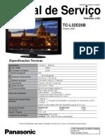 PANASONIC TC-L32D20B Service Manual.pdf