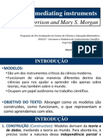 SEMINÁRIO - Models as mediating instruments.pdf