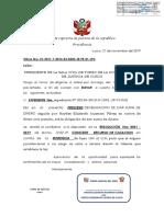 ELEVACION DE RECURSO DE CASACION Y NOTIFICAIONES