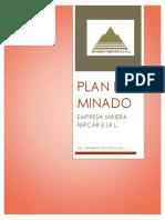 PLAN DE MINADO ult